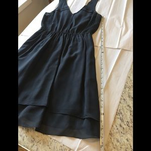 Navy blue Marc by Marc Jacobs dress